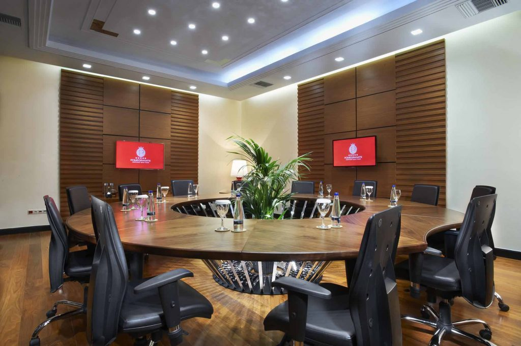 Conference business center
