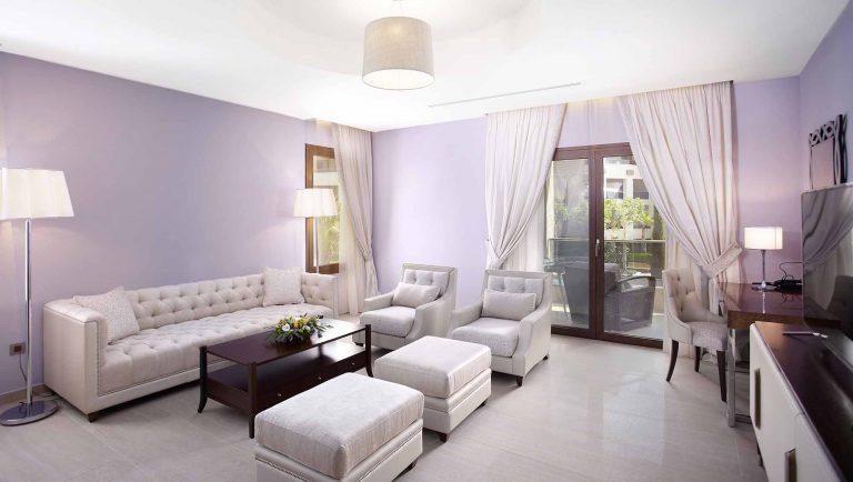 New york suite Master livingroom