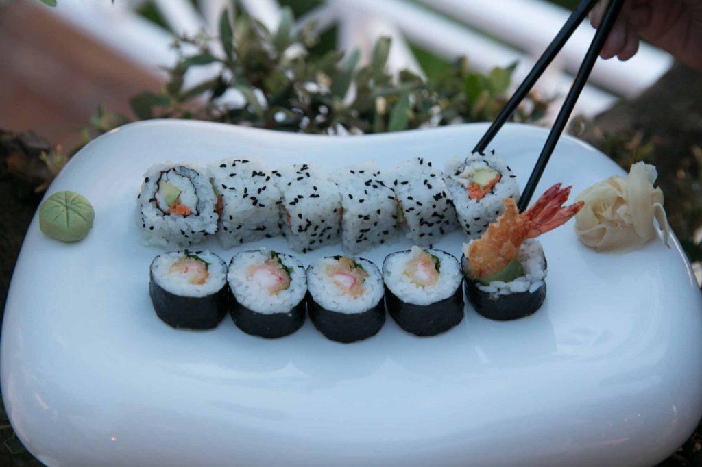 Zacuro Sushi Degustation