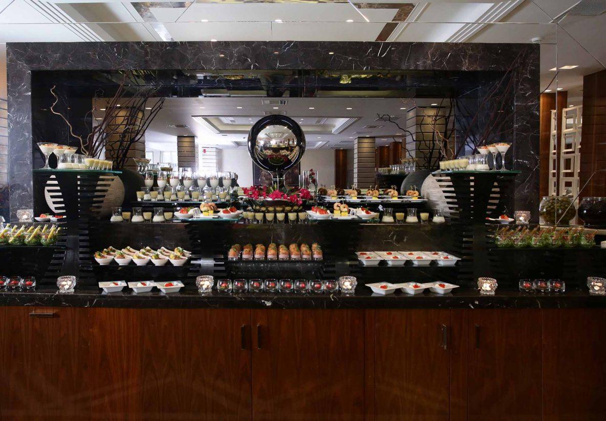 Zeus Main Restaurant Buffet