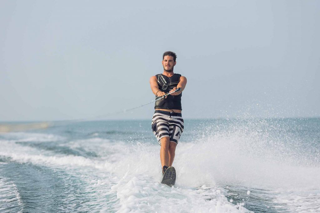 water sports - water board